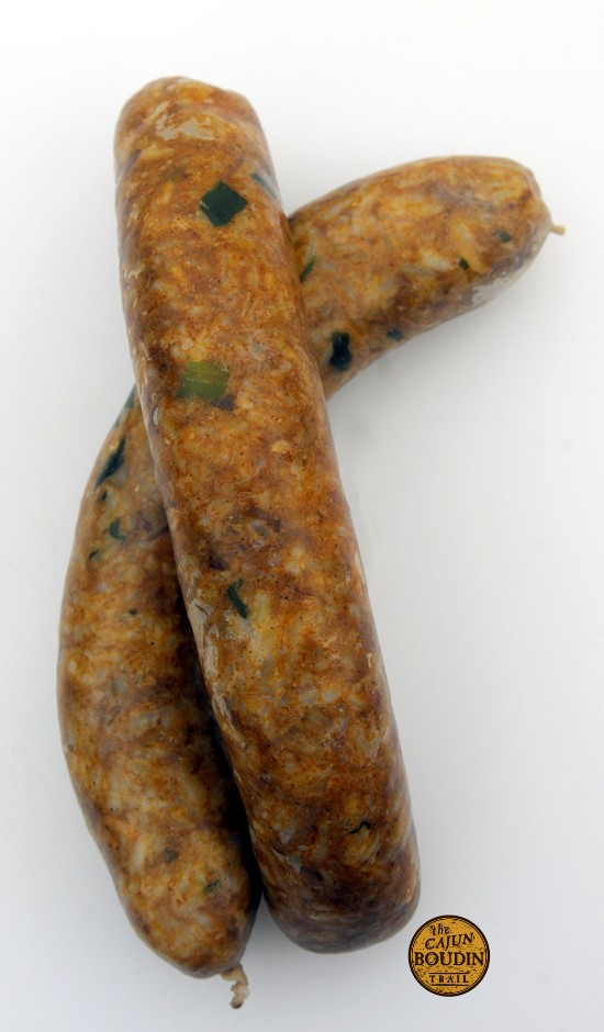 Alternate View of Links of Boudin