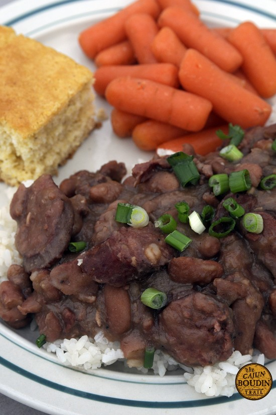 Red Beans Plate Lunch