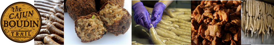 The Cajun Boudin Trail
